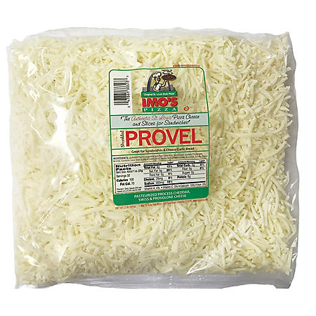 Imo's Pizza Provel Cheese, Shredded (32 oz.)