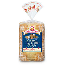 Oroweat Country Buttermilk Bread (24 oz. loaves, 2 pk.)