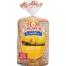 Oroweat Country Potato Bread (24 oz. loaves, 2 pk.)