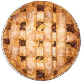 Member's Mark Prebaked Apple Lattice Pie (68 oz.)