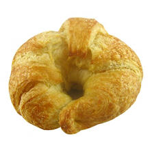 Member's Mark Pre-Pinched Croissant (120 ct., Frozen Case Sell)