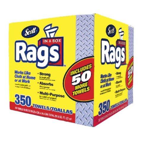 SCOTT® Rags In A Box