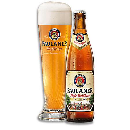 Paulaner Hefeweizen (12 fl. oz. bottle, 12 pk.)