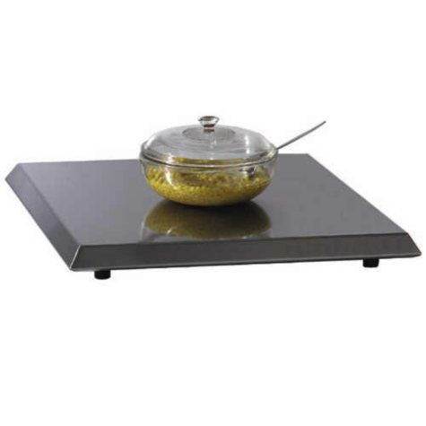 """Gold Medal® Heated Surface Plate - 10"""" x 32"""""""