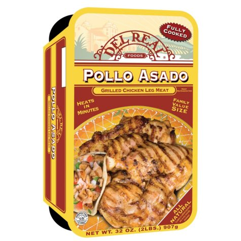Del Real Pollo Asado Grilled Chicken (32 oz.)