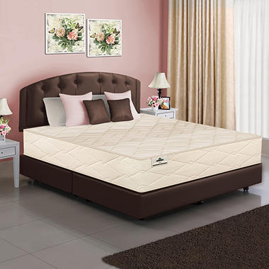 American Sleep Organic Elements Collection 821 Latex Coil Full Mattress