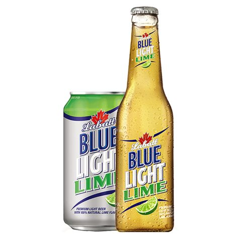 Labatt Blue Light Lime (11.5 oz. bottles, 12 pk.)