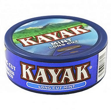 Kayak Long Cut Mint - 5 ct.