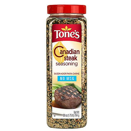 Tone's Canadian Steak Seasoning (28 oz.)