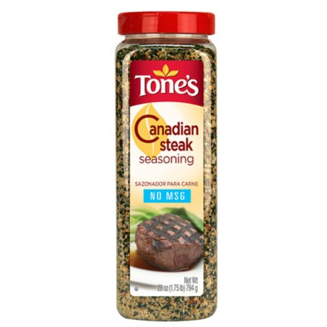 Tone's Canadian Steak Seasoning (28 oz.)
