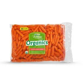 Organic Petite Baby Carrots (3 lb.)
