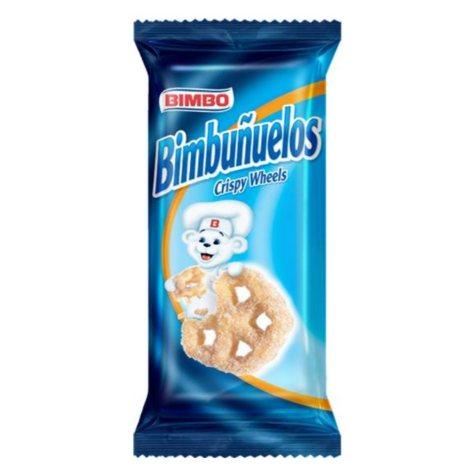 Bimbo Bimbunuelos Crispy Wheels (2.33 oz.)