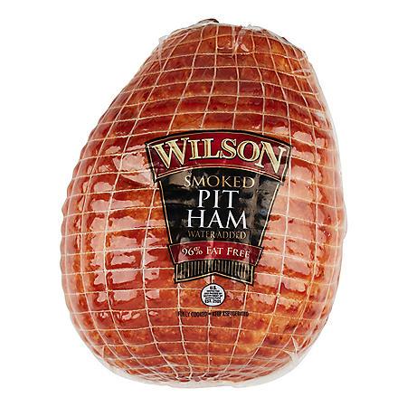 Wilson Food Service Pit Ham ($2.98 per pound)