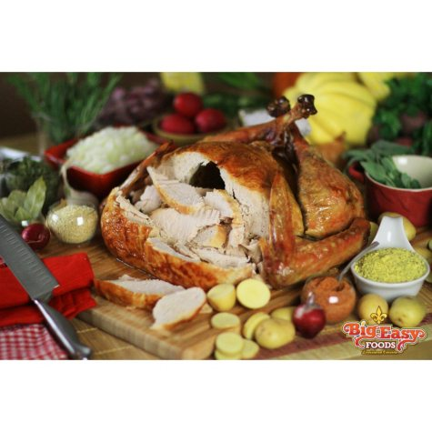 Louisiana Style Turkey Dinner w/2 sides - 12-14 LBS