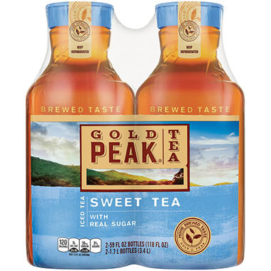 Gold Peak Sweet Tea - 59 oz. - 2 pk.