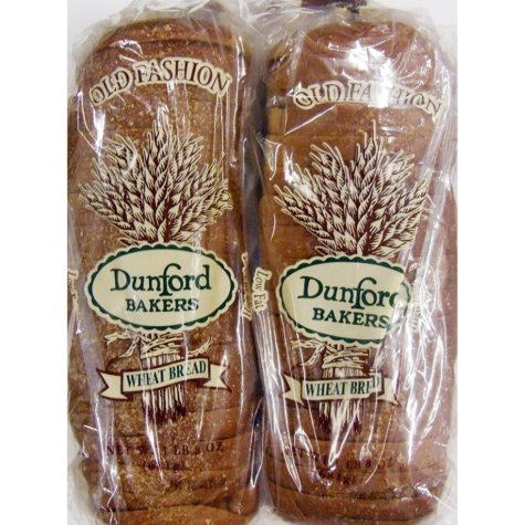 Dunford Bakers Wheat Bread (24 oz., 2 ct.)