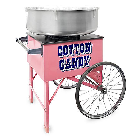 Gold Medal Cotton Candy Machine & Cart Bundle