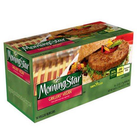 Morningstar Farms® Vegan Grillers®