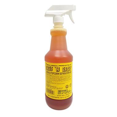 Gold Medal Free N Easy Caramel Popcorn Separator Aid 1 Qt Bottle