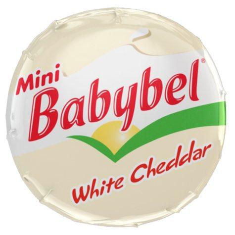 Mini Babybel® White Cheddar