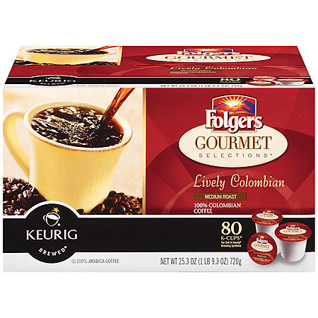 Folgers K-Cup® Packs