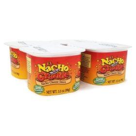 Gold Medal El Nacho Grande Cheese Sauce (3.5 oz. cup, 48 ct.)