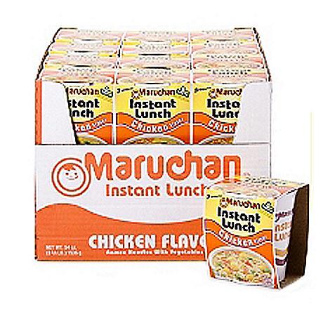Maruchan® Instant Lunch