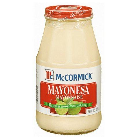 McCormick® Mayonesa Con Limon