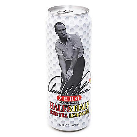 AriZona Arnold Palmer Zero Tea - 23 oz. - 24 ct.