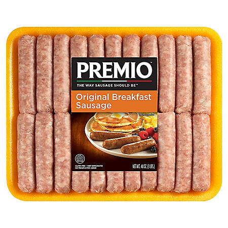 Premio Breakfast Sausage Links (3 lbs.)