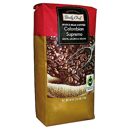 $3.00 off Daily Chef™ Whole Bean Coffee