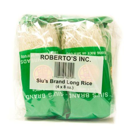 Siu's Brand Long Rice (8 oz., 4 pk.)