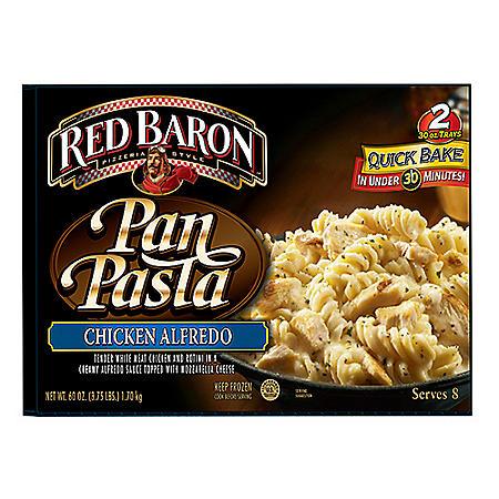 Red Baron® Chicken Alfredo Pan Pasta
