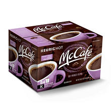 McCafe French Roast Dark Coffee (84 K-Cups)