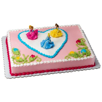 Disney Princess Half Sheet Cake Sams Club