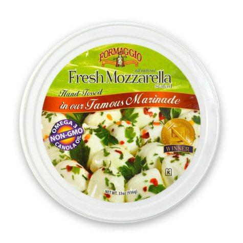 Formaggio Marinated Mozzarella Salad (33 oz.)