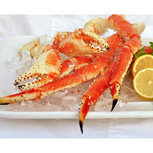 Colossal Red King Crab Legs and Claws (10 lbs.)
