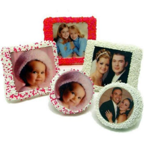 Lady Fortunes® Oreo® Picture Cookies - 12 pk.