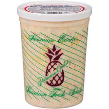 Hawaiian Eateries Best Foods Real Mayonnaise Macaroni Salad - 5 lb.