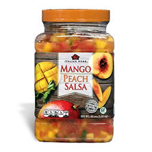Italian Rose Mango Peach Salsa (48 oz.)