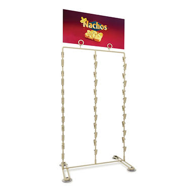 Gold Medal Portion Pack Snack Rack