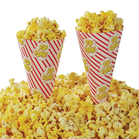 Gold Medal Cone A Corn Popcorn Cup (2,500 ct.)