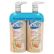 Dial Moisture Rich Body Wash (35 fl. oz., 2 pk.)