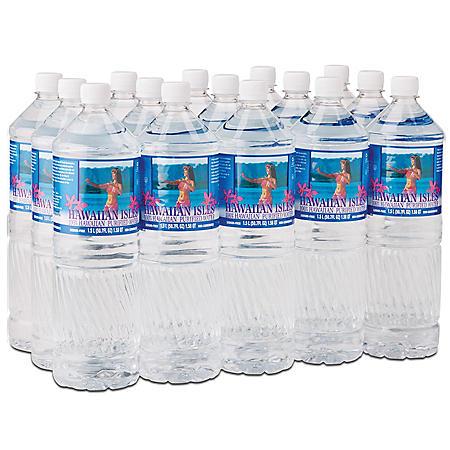 $1.00 off Hawaiian Isles Bottled Water