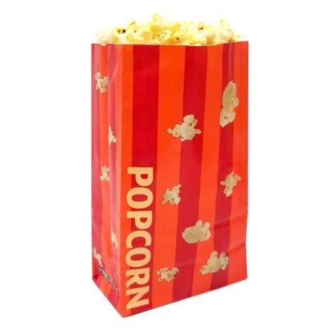 Gold Medal Laminated Popcorn Bags, 1.5 oz. (1,000 ct.)