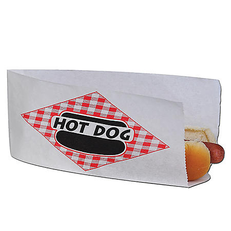 Gold Medal Hot Dog Bags (1,000 ct.)