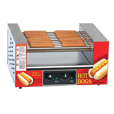 Hot Dog Roller Grill Instructions