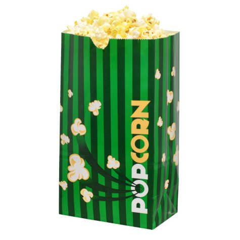 Gold Medal Laminated Popcorn Bags, 4.0 oz. (500 ct.)