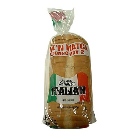 Schmidt Mix n Match Bread