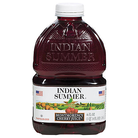 Indian Summer Montmorency Cherry Juice (46 fl. oz., 8 ct.)